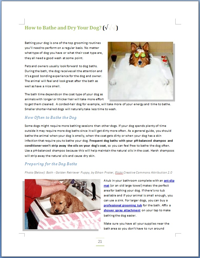 Dog Grooming Books and Courses Online For Beginners | Home Study ...