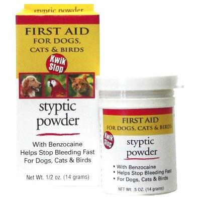 Styptic Powder/Gel