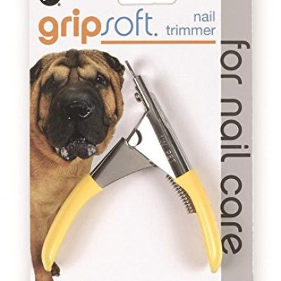 JW Pet Company GripSoft Nail Trimmer for Pets